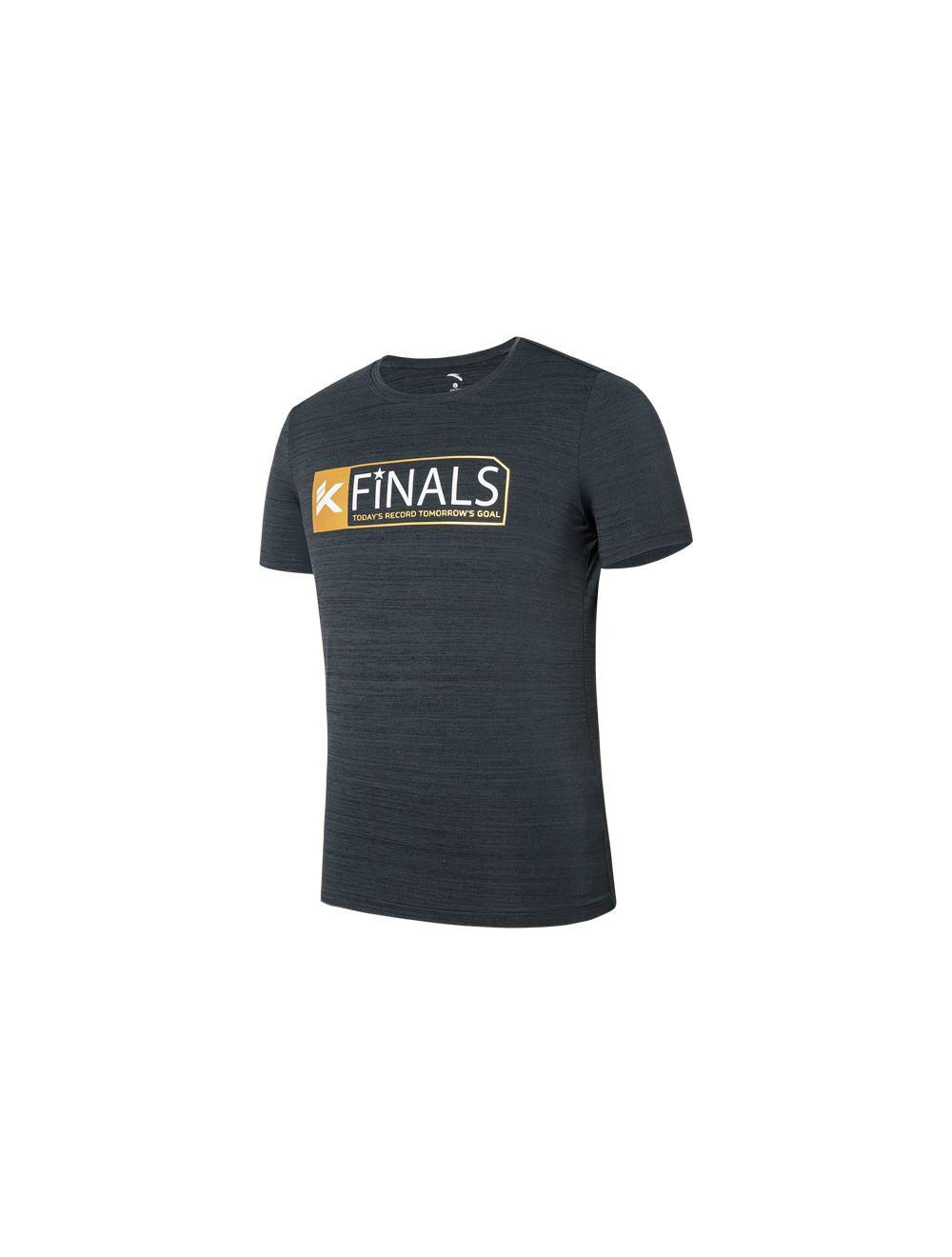 wholesale dealer 8418d 99b02 Anta Klay Thompson China Trip KT Finals Tee shirt - Black