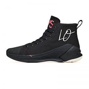 Anta Klay thompson KT Loves Men's Canvas Shoes - Black/Pink
