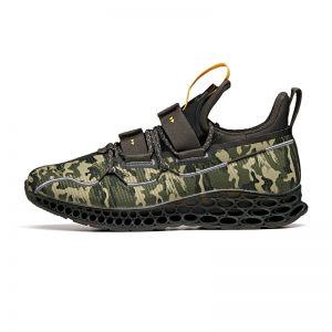 Anta A-Flashfoam 2020 Summer Men's Street Running Shoes - Camouflage