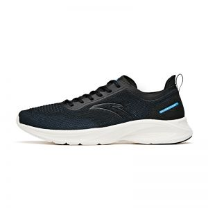Anta Flash Lite 3.0 2021 Summer Super Light Running Shoes - Black/Dark Blue