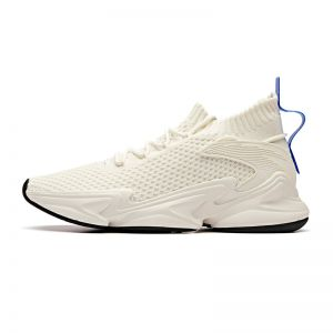Anta 2019 Men's Retro Walker Shoes | White Sock Daddy Sneakers