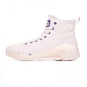 Anta Klay thompson KT Loves Women's Canvas Shoes - Pink/Purple