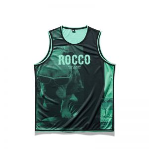 Anta Klay Thompson KT Rocco 2021 KT Knitted Basketball Vest - Black/Green