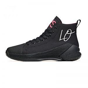 Anta Klay thompson KT Loves Women's Canvas Shoes - Black